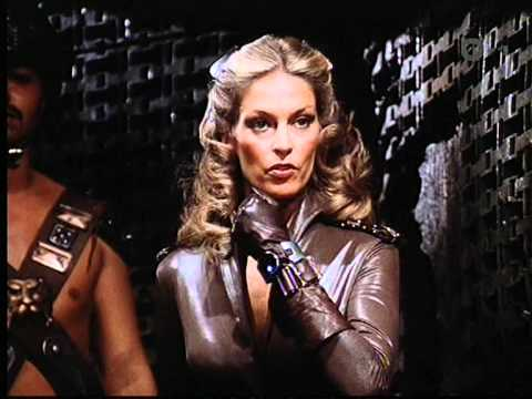 Karen Carlson as Stella Warden on Buck Rogers in the 25th Century