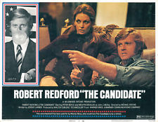 Karen Carlson as Nancy McKay with Robert Redford's Bill McKay on The Candidate