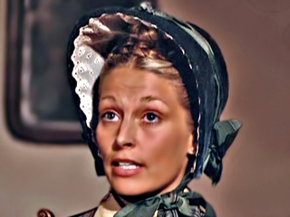Karen Carlson as Lisette Mercy on Centennial
