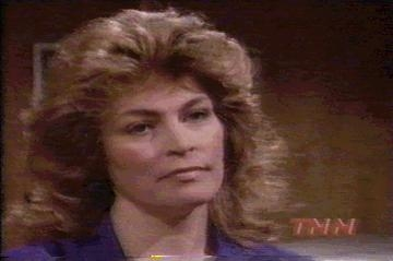 Karen Carlson as Nancy Scotfield on Dallas